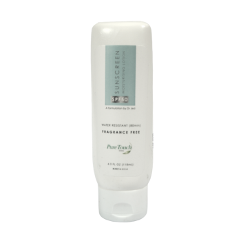 Pure Touch Sunscreen Moisturizing Lotion